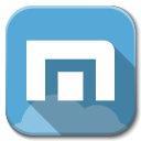 Apps Maxthon icon
