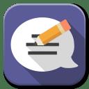 Apps Subtitleeditor icon