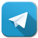 Apps Telegram icon