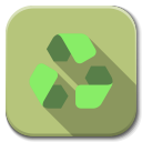 Apps Trash Full icon