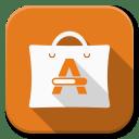 Apps Ubuntu Software Center icon