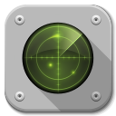 Apps Zenmap icon