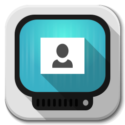 Apps Computer Login icon