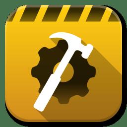 Apps Development Icon Flatwoken Iconset Alecive