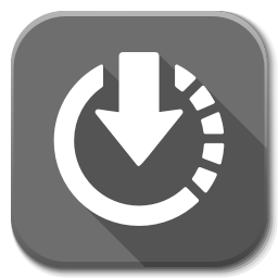 Apps File Save B icon