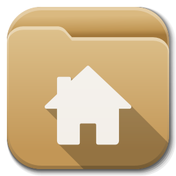 Apps Folder Home icon