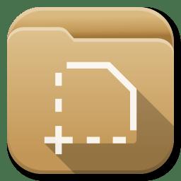 Apps Folder Templates icon