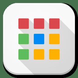 Apps Google Chrome App List icon