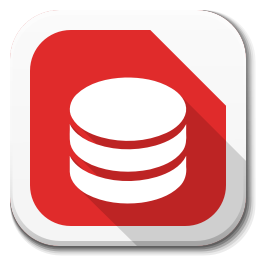 Apps Libreoffice Base B icon