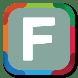 Apps Logo B icon