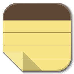 Apps Note Taking App icon