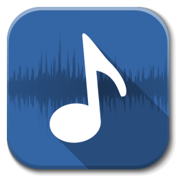 Apps Player Audio D icon