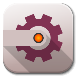 Apps Unity Tweak Tool Icon Flatwoken Iconset Alecive
