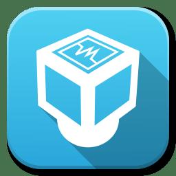 Apps Virtualbox B icon