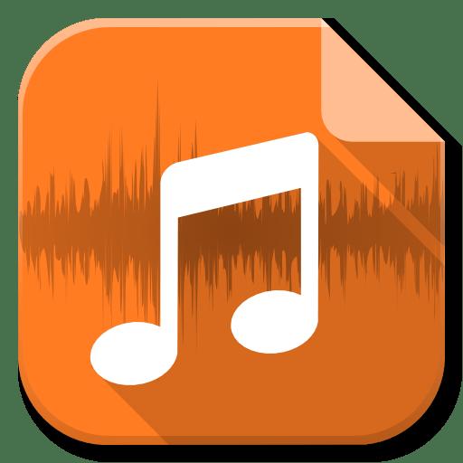 Apps-File-Audio icon