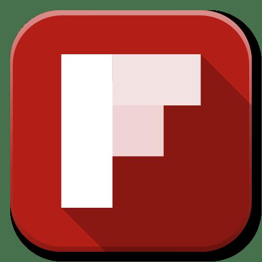 Apps-Flipboard icon