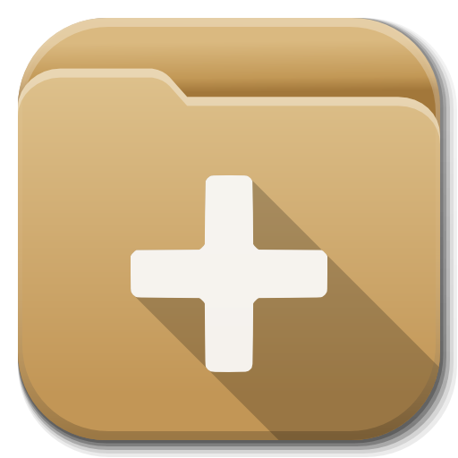Apps-Folder-New icon