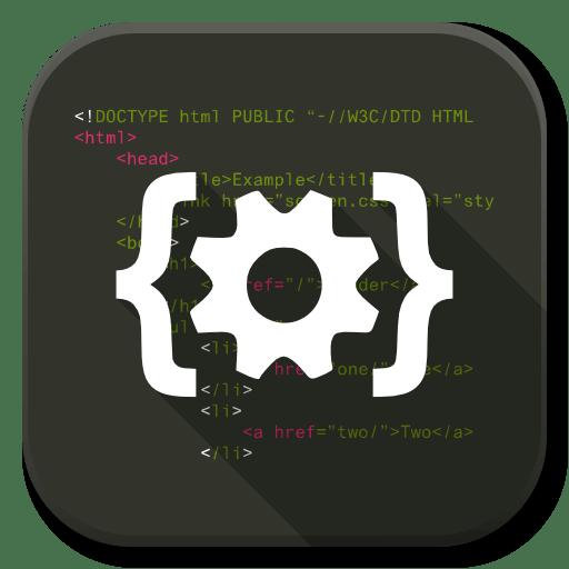 Apps Ide Web icon