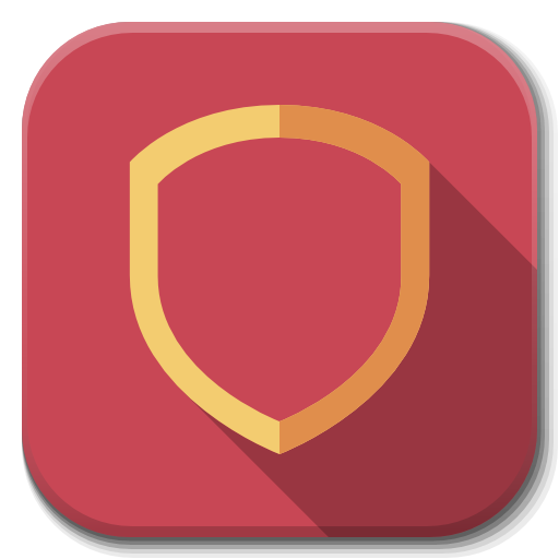 Apps Security Low icon