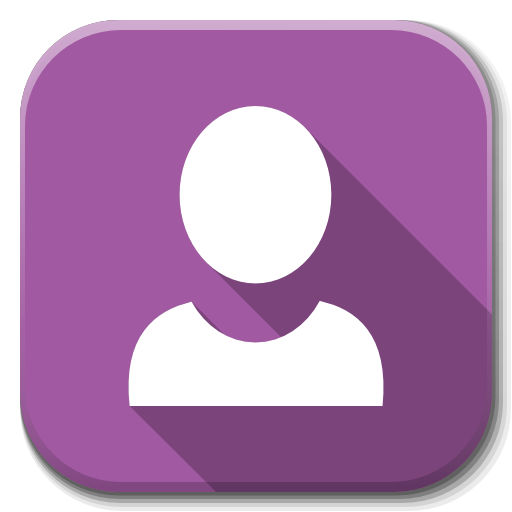 Apps User icon