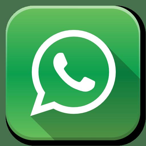 Apps Whatsapp Icon | Flatwoken Iconset | alecive