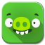 Apps-Bad-Piggies icon