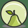 Button-pear icon