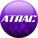 ATRAC-purple icon