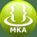 MKA green lcd icon