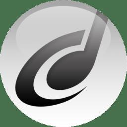 CD grey icon