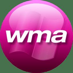 WMA fuchsia icon