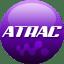 ATRAC purple icon