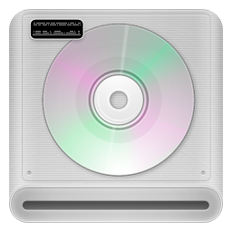 Cd rom drive icon
