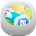 Recycle bin full 2 icon