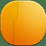 Live-folder-back icon