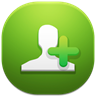 Add-contact icon