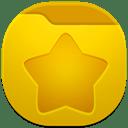 Folder favourites 2 icon