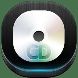 Cd drive 2 icon