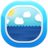 Library-picture icon