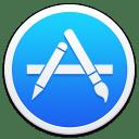 Apple Appstore Border icon