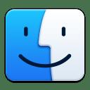 Apple Finder icon