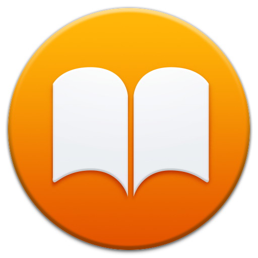 Apple Books Icon | Smooth App Iconset | Ampeross