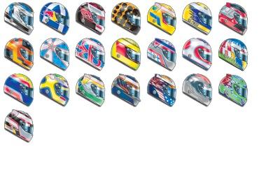 2007 Lid Grid Icons