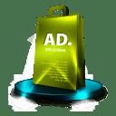 Advertisements icon