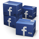 Facebook Shipping Box icon