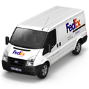 FedEx Van Front icon