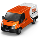 TNT Van Front icon