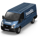 Tumblr Van Front icon