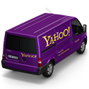 Yahoo Van Back icon
