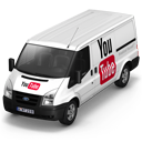 YouTube Van Front icon